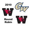 2010 Wesleyan Round Robin: Diana Edwards (Wesleyan) and Kelly Barnes (George Washington)