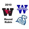 2010 Wesleyan Round Robin: Jennifer Hyslip (Conn) and Dorothy Vickery (Wellesley)