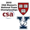 2010 Women's National Team Championships: #2s - Alia Aziz (Yale) and Nirasha Guruge (Harvard)