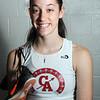 Meg McCormack of Canandaigua.