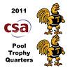 2011 Pool Trophy - Quarters: Andres Vargas (Trinity) and Randy Lim (Trinity)