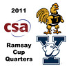 2011 Ramsay Cup - Quarters: Millie Tomlinson (Yale) and Catalina Pelaez (Trinity)<br /> <br /> Game 1
