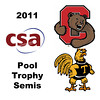 2011 Pool Trophy - Semis: Nicholas Sachvie (Cornell) and Andres Vargas (Trinity)<br /> <br /> Game 1