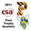 2011 Pool Trophy - Quarters: Todd Harrity (Princeton) and Benjamin Fischer (Rochester)<br /> <br /> Game 1