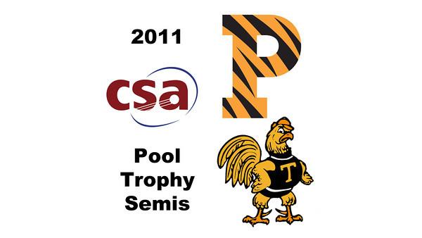 2011 Pool Trophy - Semis: Todd Harrity (Princeton) and Vikram Malhotra (Trinity)<br /> <br /> Game 1