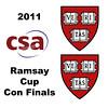 2011 Ramsay Cup - Consolation Finals: Cecelia Cortes (Harvard) and Natasha Kingshott (Harvard)