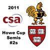 2011 Howe Cup - Semis - #2s: Pamela Hathway (Trinity) and Nirasha Guruge (Harvard)