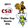 2011 Potter Cup: Andres Duany (Rochester) and Andres Vargas (Trinity)<br /> <br /> Game 4