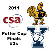2011 Potter Cup - Finals - #3s: Andres Vargas (Trinity) and Kenneth Chan (Yale)<br /> <br /> Part 3