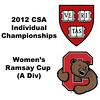 Ramsay Cup (Round of 32): Nirasha Guruge (Harvard) and Jesse Pacheco (Cornell)
