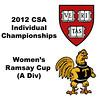 Ramsay Cup (Round of 32): Cecelia Cortes (Harvard) and Alicia Rodriguez Acosta (Trinity)