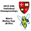 Molloy Cup (Round of 16): Kyle Ogilvy (St. Lawrence) and Matt Domenick (Rochester)