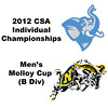 Molloy Cup (Round of 64): Hunter Abrams (Navy) and Zachary Schweitzer (Tufts)
