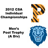 Pool Trophy (Semis): Ramit Tandon (Columbia) and Todd Harrity (Princeton) - Part 1