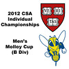 Molloy Cup (Round of 32): Matt Domenick (Rochester) and Tom Mullaney (Harvard)
