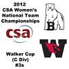 a23 2012 Women's College Squash Association National Team Championships - Walker Cup (C Division): Lauren Nelson (Wesleyan) and Monica Wlodarczyk (Bowdoin)