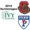 2012 Ivy League Scrimmages - W1s: Danielle Letourneau (Cornell) and Yan Xin (Penn)
