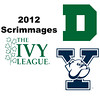 2012 Ivy League Scrimmages - M3s: Richard Dodd (Yale) and Christopher Jung (Dartmouth)