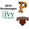 2012 Ivy League Scrimmages - M3s: Samuel Kang (Princeton) and Jack Blasberg (Brown)