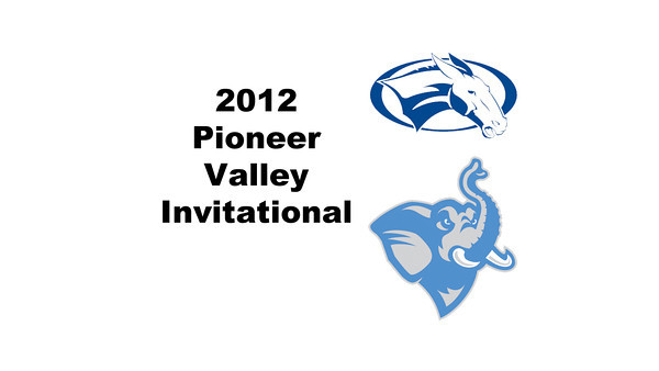 2012 Pioneer Valley Invitational: #M6s - Peter Gabranski (Colby) and Gordon Silverman (Tufts)