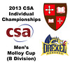 2013 College Squash Individual Championships - Molloy Cup - Round of 32: Ibrahim Khan (St. Lawrence) and Ibrahim Bakir (Drexel)