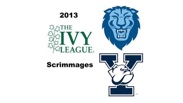 9 2013 ILS Columbia Yale M1s