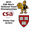 2013 Men's College Squash National Team Championships: Potter Cup Finals Intro