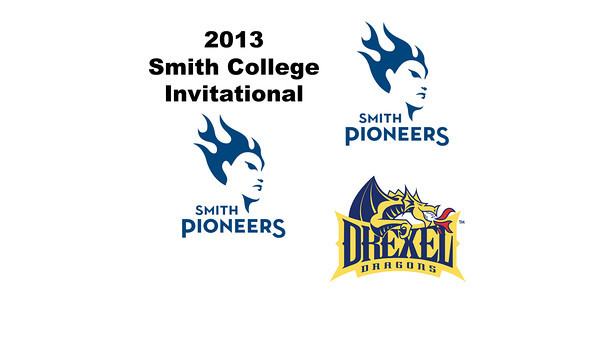 2013 Smith College Invitational: Kaitlyn Money (Drexel) and Jacqueline Zhou (Smith College)