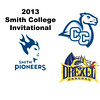 2013 Smith College Invitational: Kaitlyn Money (Drexel) and Leah Puklin (Conn College)