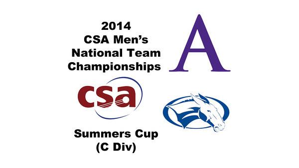 c36 2014 MCSATC Colby Amherst 6s SC