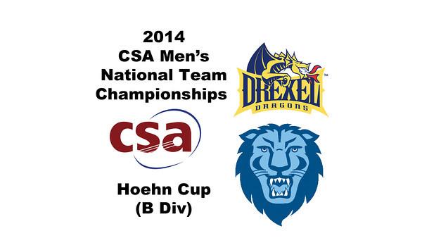 9 2014 MCSATC Drexel Columbia 3s HC