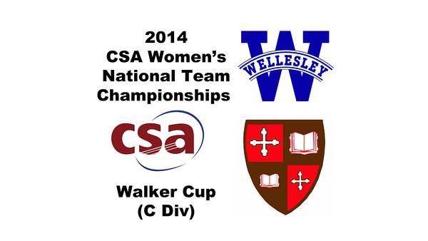 2 2014 WCSATC  Wellesley SLU 6 WC