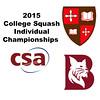2015 CSA Individuals - Pool Trophy: Ahmed Abdel Khalek (Bates) and Edgar Zayas (St. Lawrence)