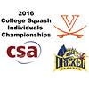 2016 CSA Individual Championships - Holleran Cup: Ryan Morgan (Drexel) and Carey Danforth (Virginia)