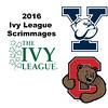 2016 Ivy League Scrimmages:  Lauren Leizman (Cornell) and Shiyuan Mao (Yale)