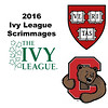 2016 Ivy League Scrimmages:  Alexi Gosset (Harvard) and Kenan Ong (Cornell)