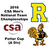 2016 CSA Team Championships -  Potter Cup: Mario Yanez (Rochester) and Rick Penders (Trinity)