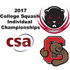 2017 CSA Individual Championships - Molloy Cup: Harry Freeman (Cornell) and Vedaant Kukadia (MIT)