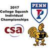 2017 CSA Individual Championships - Ramsay Cup: Marie Stephan (Penn) and Raneem Sharaf (Trinity)