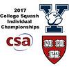 2017 CSA Individual Championships - Ramsay Cup: Georgina Kennedy (Harvard) and Lucy Beecroft (Yale)