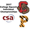 2017 CSA Individual Championships - Holleran Cup: Kate Feeley (Princeton) and Emma Uible (Cornell)
