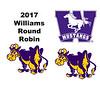 2017 Williams Round Robin: Adam Vanwyngaarden (Western Ontario) and Mason Elizondo (Williams)