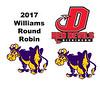 2017 Williams Round Robin: Julia Ward (Williams) and Domenica Romo (Dickinson)