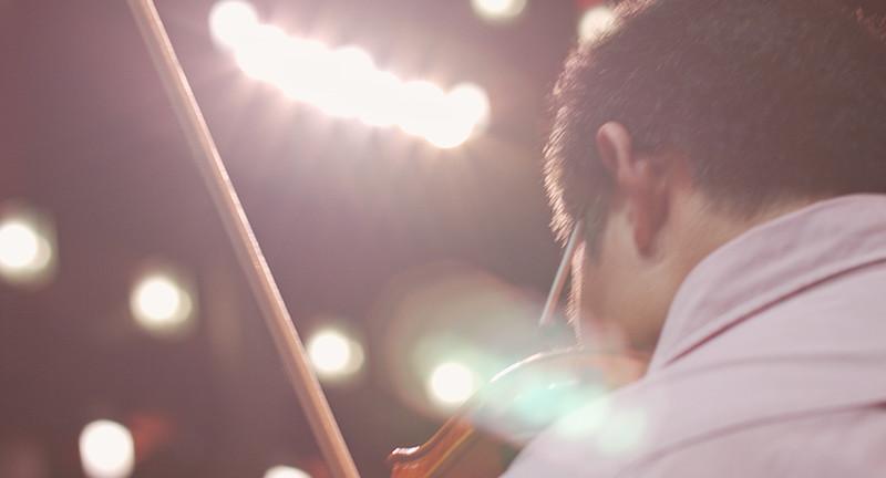 Violin @ Hylton Performing Arts B-Roll