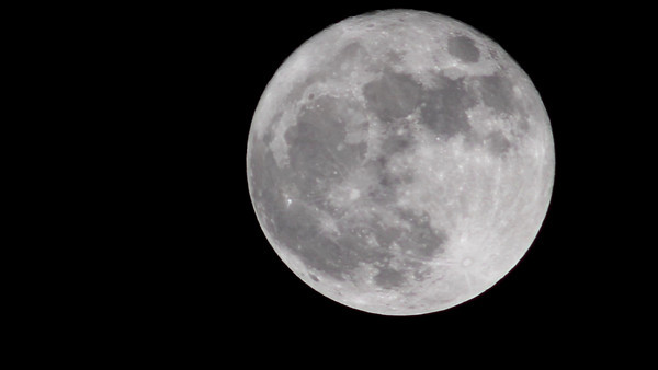 Supermoon, March 19, 2011