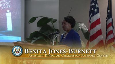 Benita Jones-Burnett - Assistant Director Video Clip