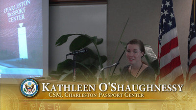 Kathleen O'Shaughnessy - CSM Video Clip