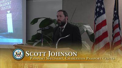 Scott Johnson - Passport Specialist Video Clip