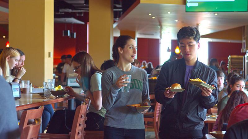 Campus Dining B-Roll