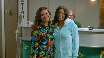 Homecoming Onesie Wednesday B-Roll